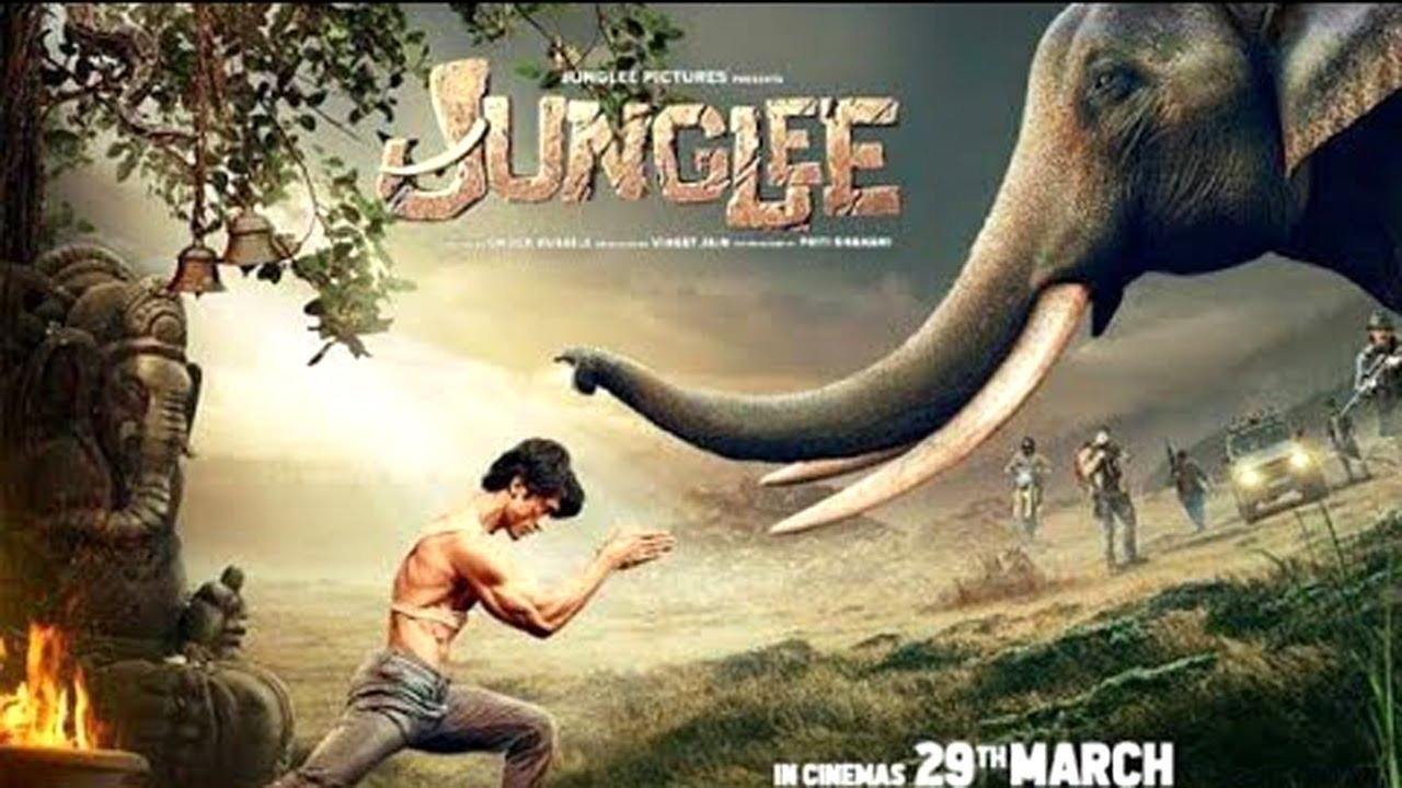 Download JUNGLEE 2019 || New Released South Full Hindi Dubbed Movie || Vidyut Jammwal, Pooja Sawant