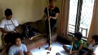 Musik Bambu Fu (lagu sederhana) Komponis: Fahdi H. Lenge - Stafaband