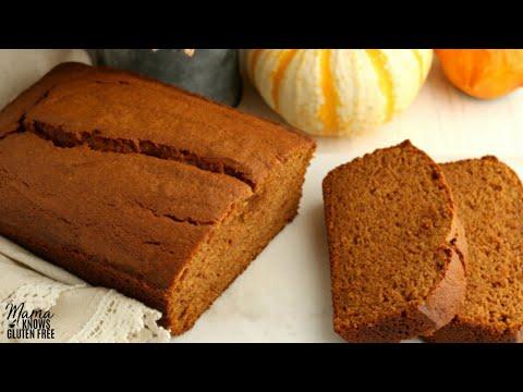 Gluten-Free Pumpkin Bread {Dairy-Free}