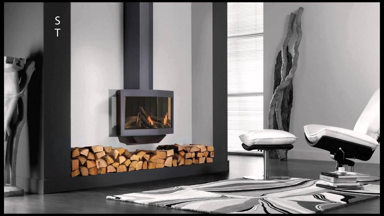 poele cheminees gaz wanders youtube. Black Bedroom Furniture Sets. Home Design Ideas
