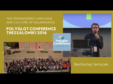 Bartlomej Janizcak – The Endangered Language And Culture Of Wilamowice