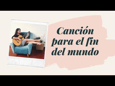 Nataly Grisales - Canción para el fin del mundo (Desde casa)