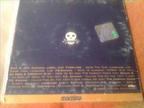 Kahuna Cuts Label Mix