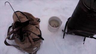 Рыбалка на Верхнем пруду в Полевском. Щуки нет.