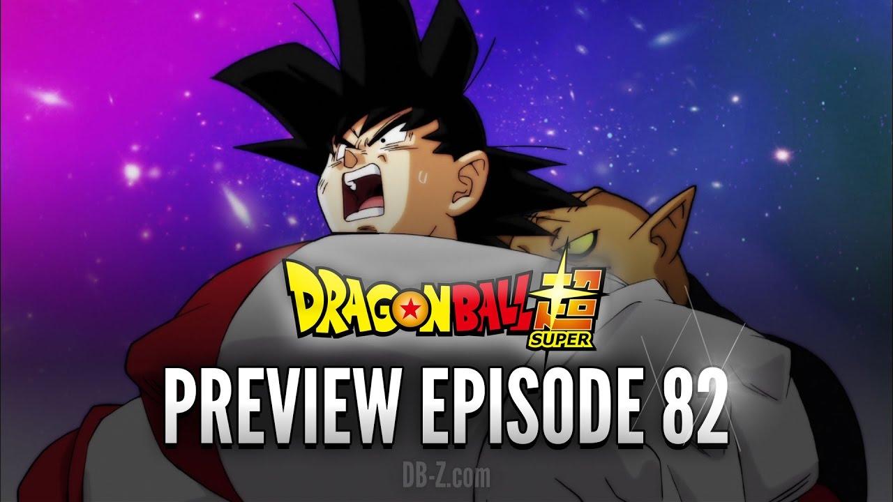 Dragonball Super Folge 82