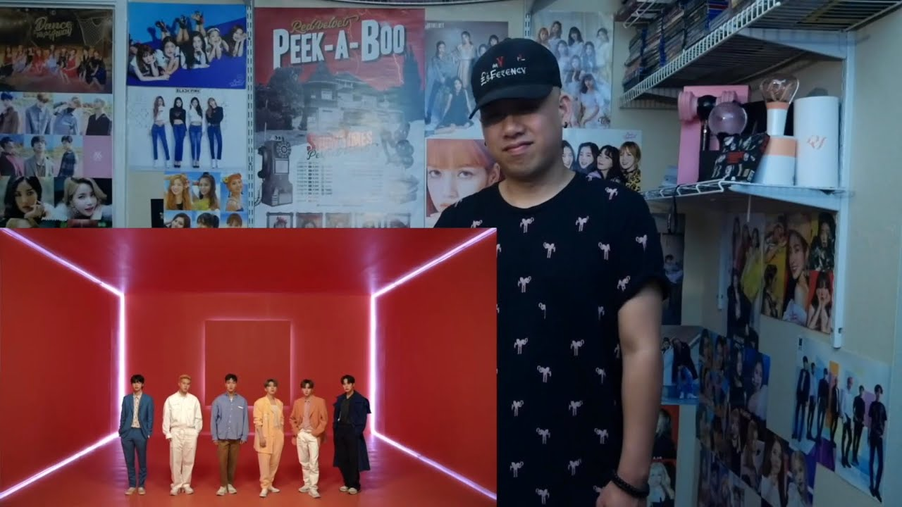 Monsta X - YOU CAN'T HOLD MY HEART MV ***SHORT CLIPPED*** Reaction + EXTRA Reactions