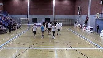 M1 2019-20 harjoituspeli Lempo-Akaa-Volley