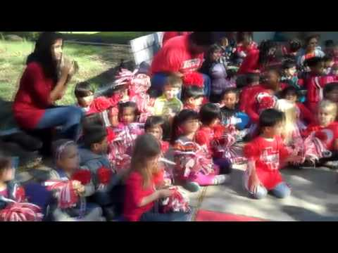 Children's Learning Center - Homecoming Pep Rally