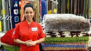 Выбираем ковер(Какие ковры лучше: натуральные или искусственные? Рассмотрим преимущества и недостатки каждого материала...., 2014-10-03T06:15:32.000Z)
