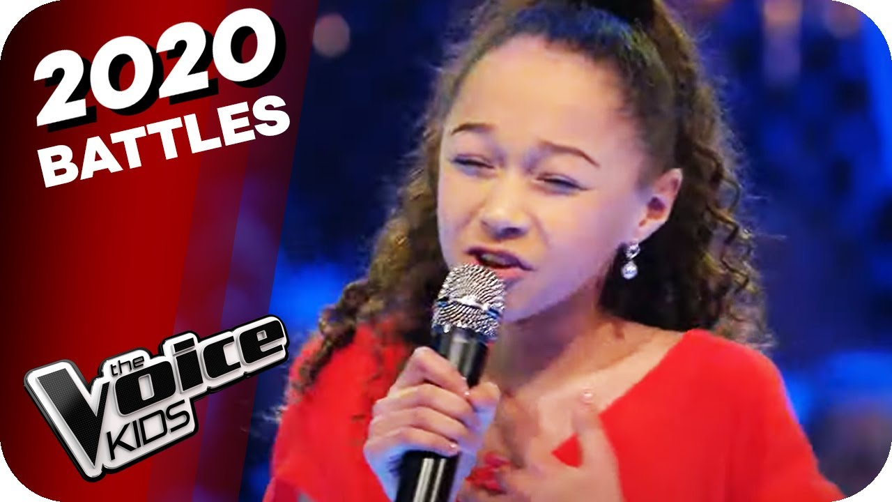 Phil Collins - You Can't Hurry Love (Naima/ Nora Arvena/ Kathrin) | The Voice Kids 2020 | Battles