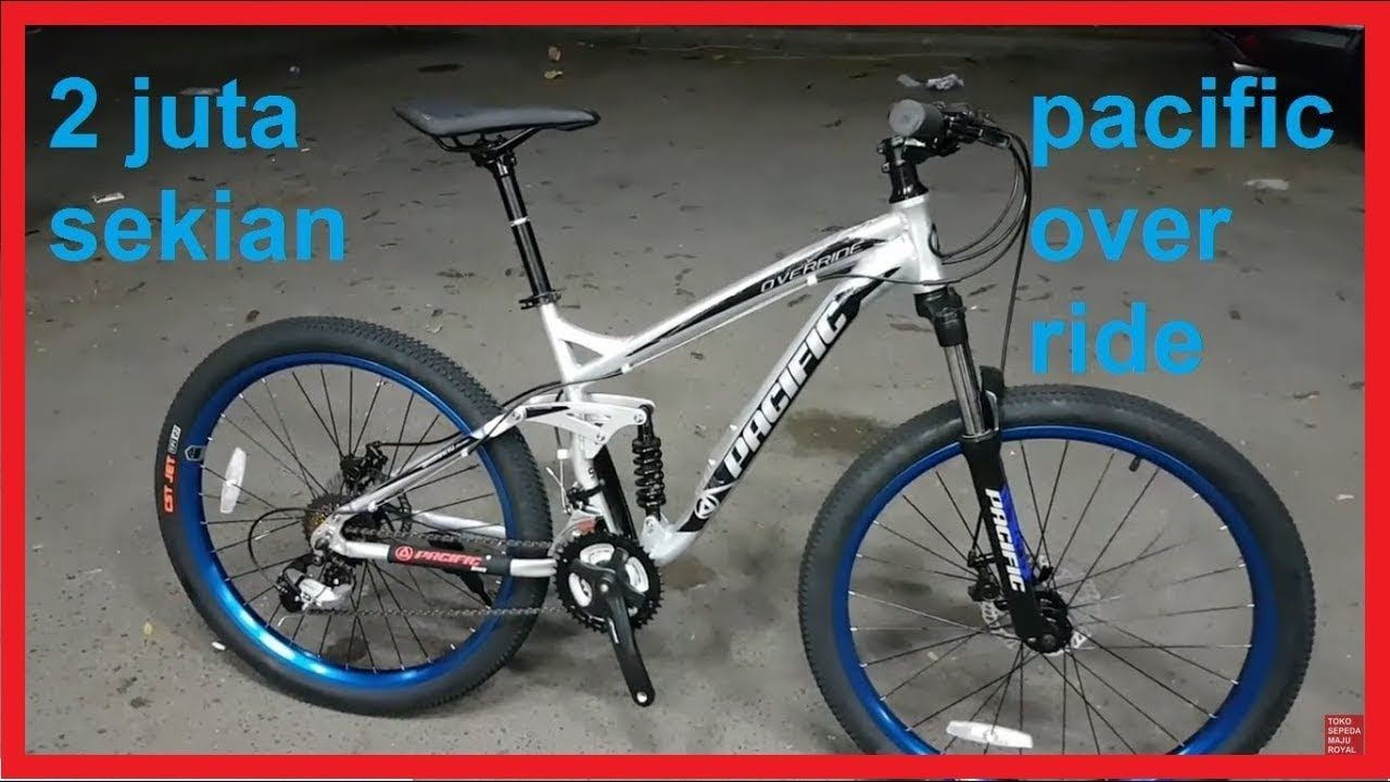 Sepeda Pacific Over Ride Mtb Fulsus ⭐⭐⭐⭐⭐ - YouTube