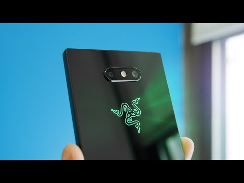 Razer Phone 2 Impressions!