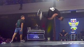 Onel VS Padre - Red Bull BC One Eastern Europe Final 2014