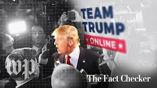 The Trump campaign is creating an alternate reality online about coronavirus | The Fact Checker