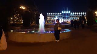 Ночная #АНАПА 18.10.2018