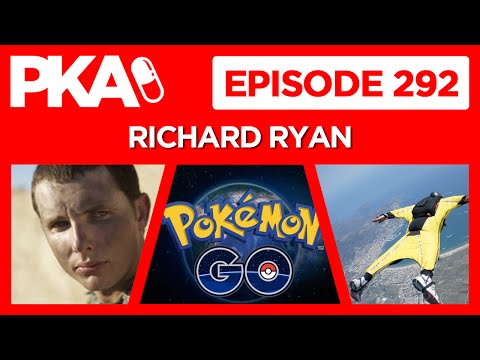 PKA 292 Richard Ryan Wing Suiting, Drug Addiction, Pokemon Go Cheats, Miami Shooting, AMA Questions