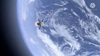 उपग्रह को अंतरिक्ष में कैसे छोड़ते है। सैटेलाइट का अंतरिक्ष में प्रक्षेपण screenshot 1