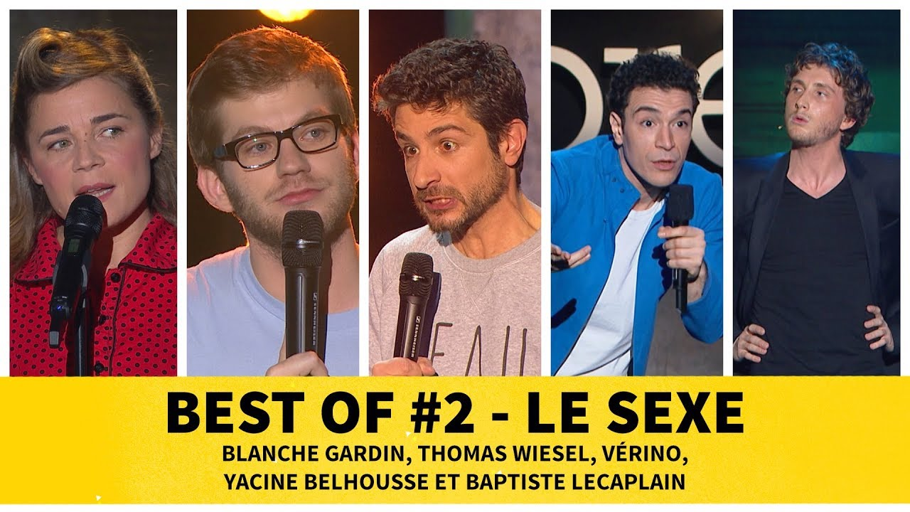Best of Montreux Comedy - #2 Le sexe