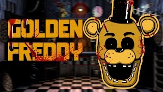 GOLDEN FREDDY ( PIZZARIA DE FIVE NIGHTS AT FREDDY'S NO ROBLOX ) | MOONKASE