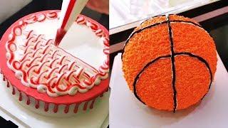 How To Make Cake Decorating 2019   Most Satisfying Chocolate Cake Compilation   DIY Cake Decorating