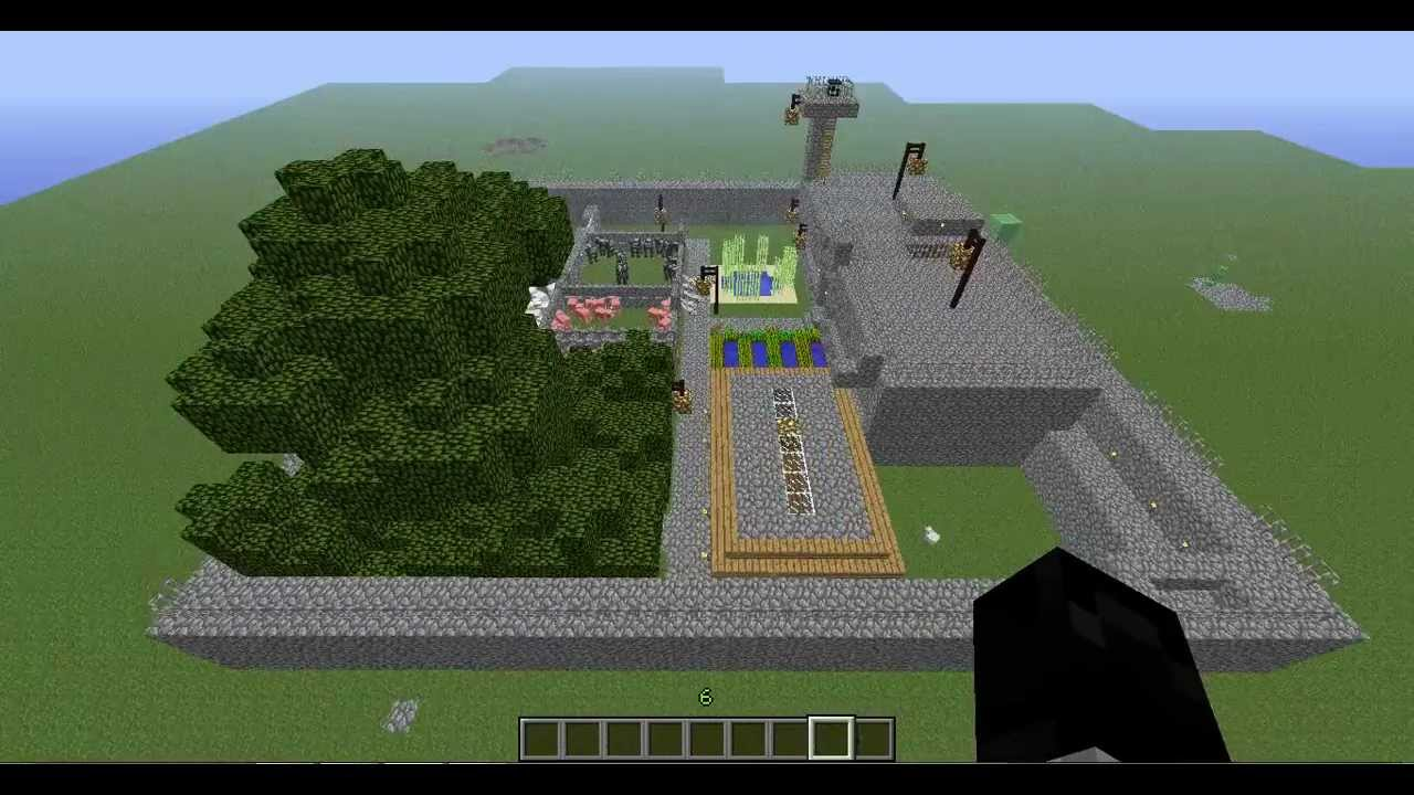 Minecraft Safe House Designs – House Design Ideas