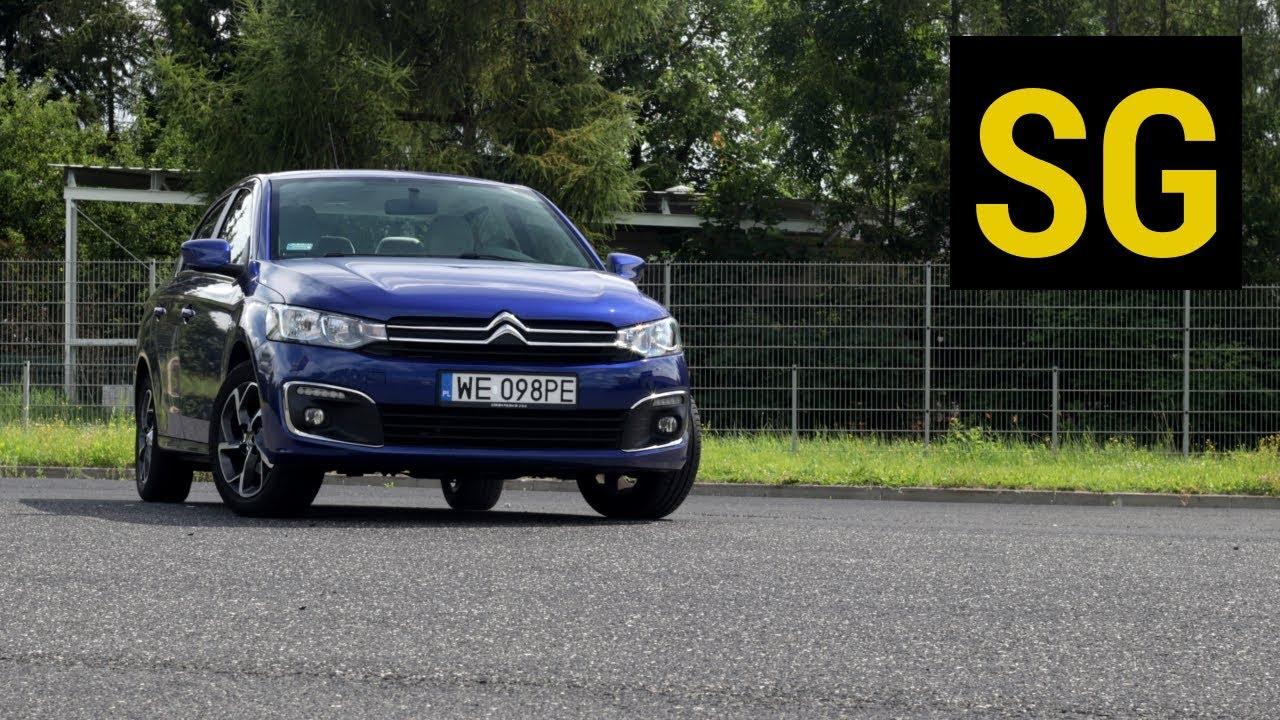 2018 Citroen C-Elysee – #16 SAMO GĘSTE