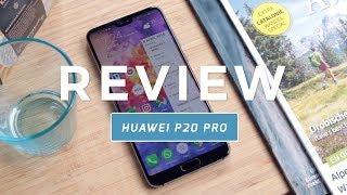 Huawei P20 Pro review (Dutch)