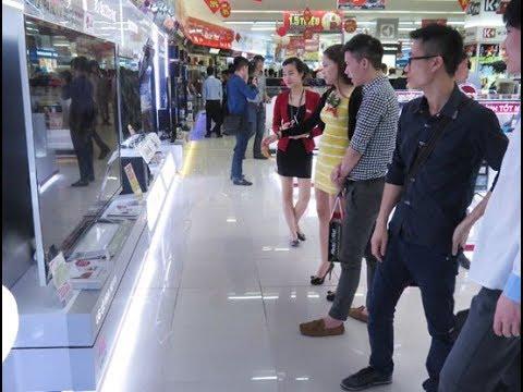Chọn Mua tivi màn hình to giá rẻ xem bóng – Samsung 65 inch UA65MU6103 Smart 4K