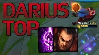 League of Legends | Darius Top | Full Gameplay