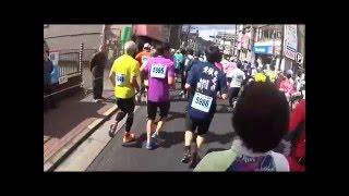 ランナーズEYE 2016青梅マラソン 30kmノーカット版 マラソンタオル 検索動画 26