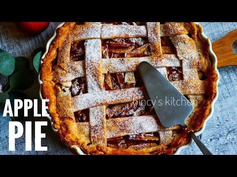 ആപ്പിൾ പൈ വീട്ടിൽ തന്നെ ഉണ്ടാക്കാം | Apple Pie Recipe | Apple Pie Malayalam | How to make Apple Pie