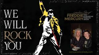 Jaroslav Bresky - We Will Rock You