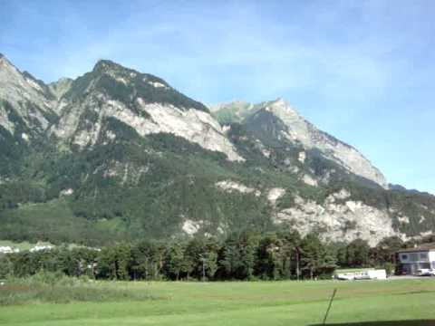 Liechtenstein in summer