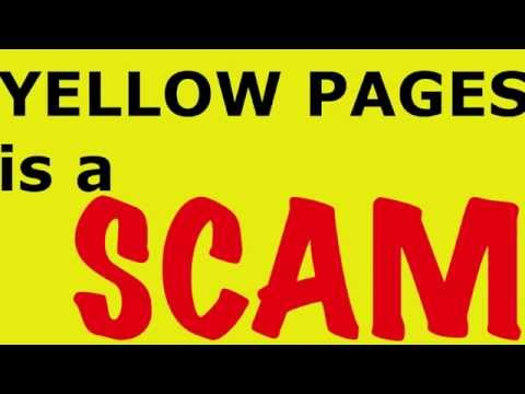 Yellow Pages Verbal Contracts Are Invalid Youtube