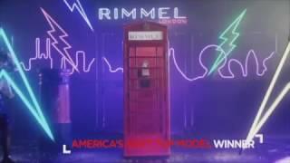 India Gant's  Official Rimmel London Commercial | ANTM