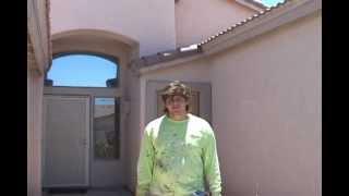 Rock Bottom Painting - Painting Exterior Stucco - Southern Arizona - Tucson / Vail