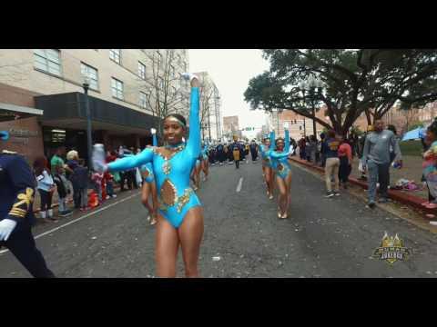 "Southern University Human Jukebox 2017 ""Love All Around The World"" @ Shreveport MLK Parade"