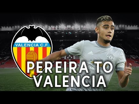 Andreas Pereira To Valencia | MUFC Transfer Talk #55