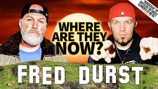 Fred Durst | Where Are They Now? | The Rise & Fall of Limp Bizkit