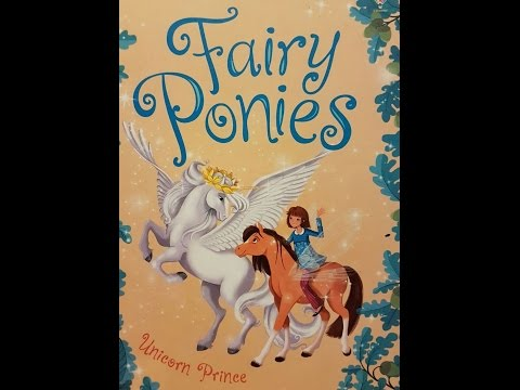 Fairy Ponies: Unicorn Prince by Zanna Davidson - Unabridged Audiobook