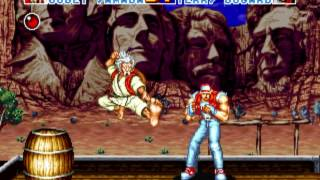 Download Video Fatal Fury Special - Level 8 - Jubei 1CC MP3 3GP MP4
