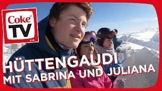 Snowboard fahren mit Dner auf der Zugspitze | #CokeTVMoment