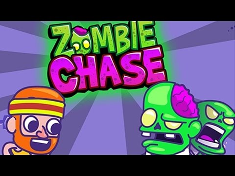 Zombie Chase Runner Game - Android Gameplay HD