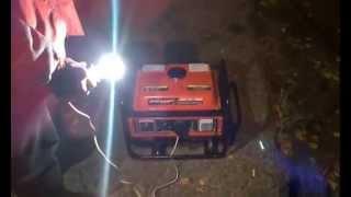 видео Бензогенераторы от 7 до 15 кВт