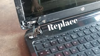 Laptop Body And Hinges Replace At Home ( Step By Step Guide ) DIY