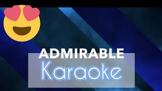 Admirable karaoke pista original julio melgar