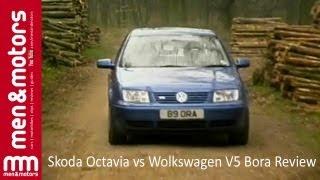 Skoda Octavia vs Volkswagen V5 Bora Review (2000)