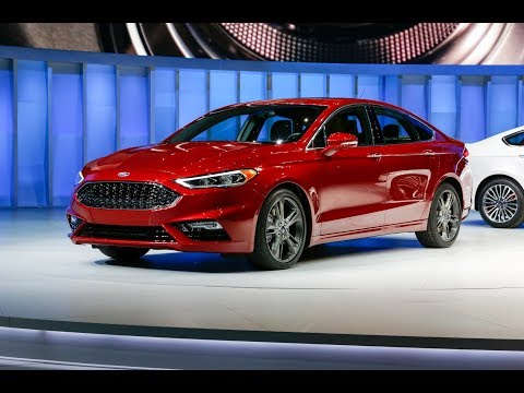 the new FORD FUSION sporty edition