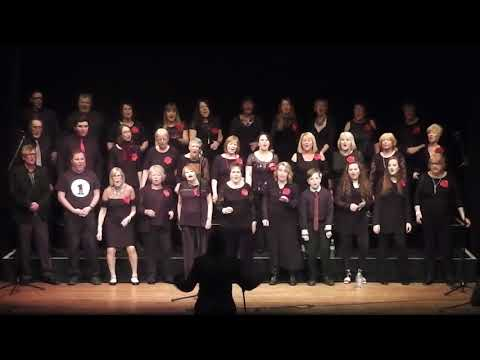 Witham's Big Sing....Christmas Show 2017....8