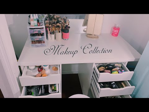 Makeup Collection of a 16 Year Old | 2018